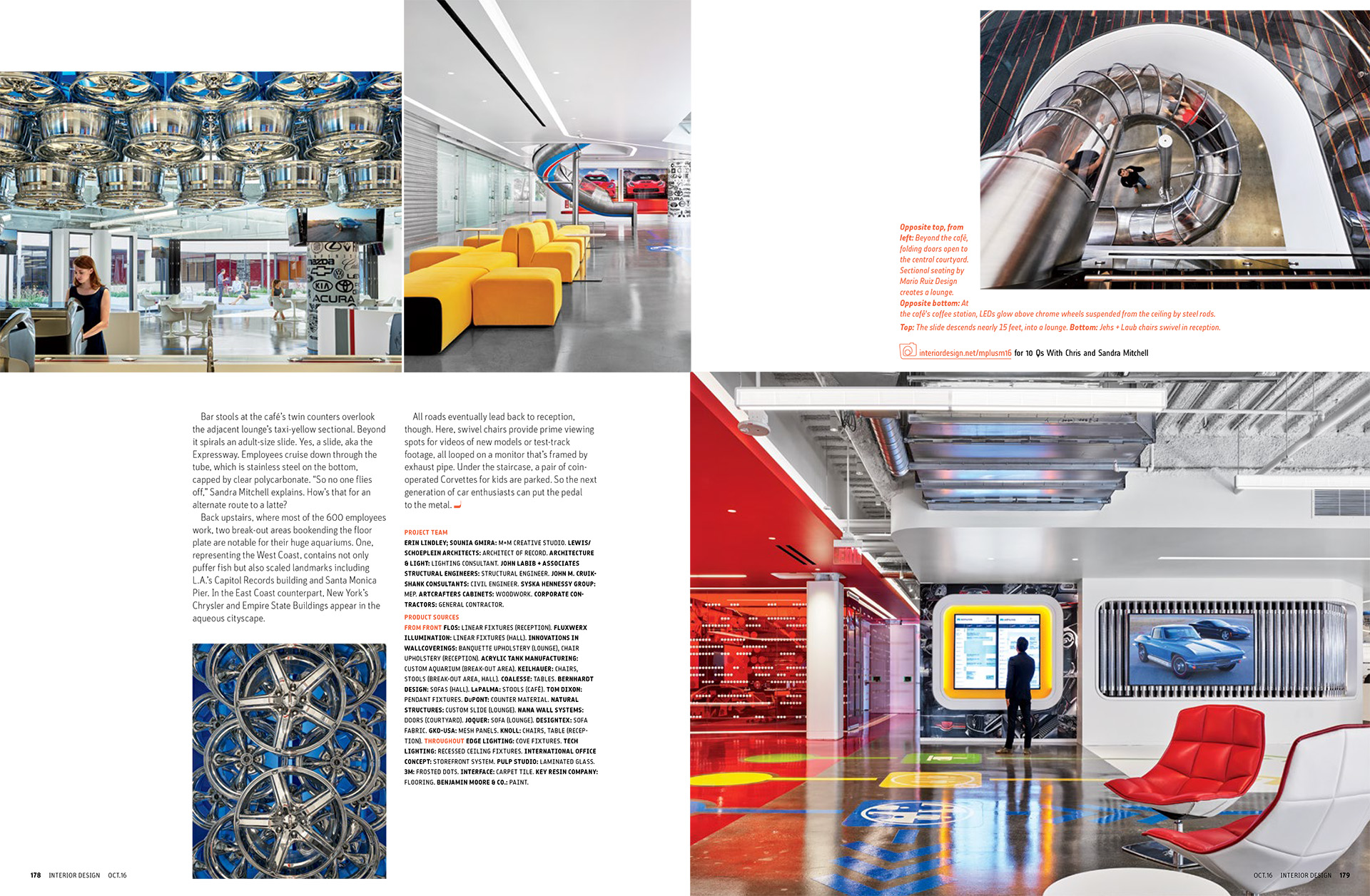Interior Design Magazine, 10/2016 Publication in magazines  Edumunds_Part5
