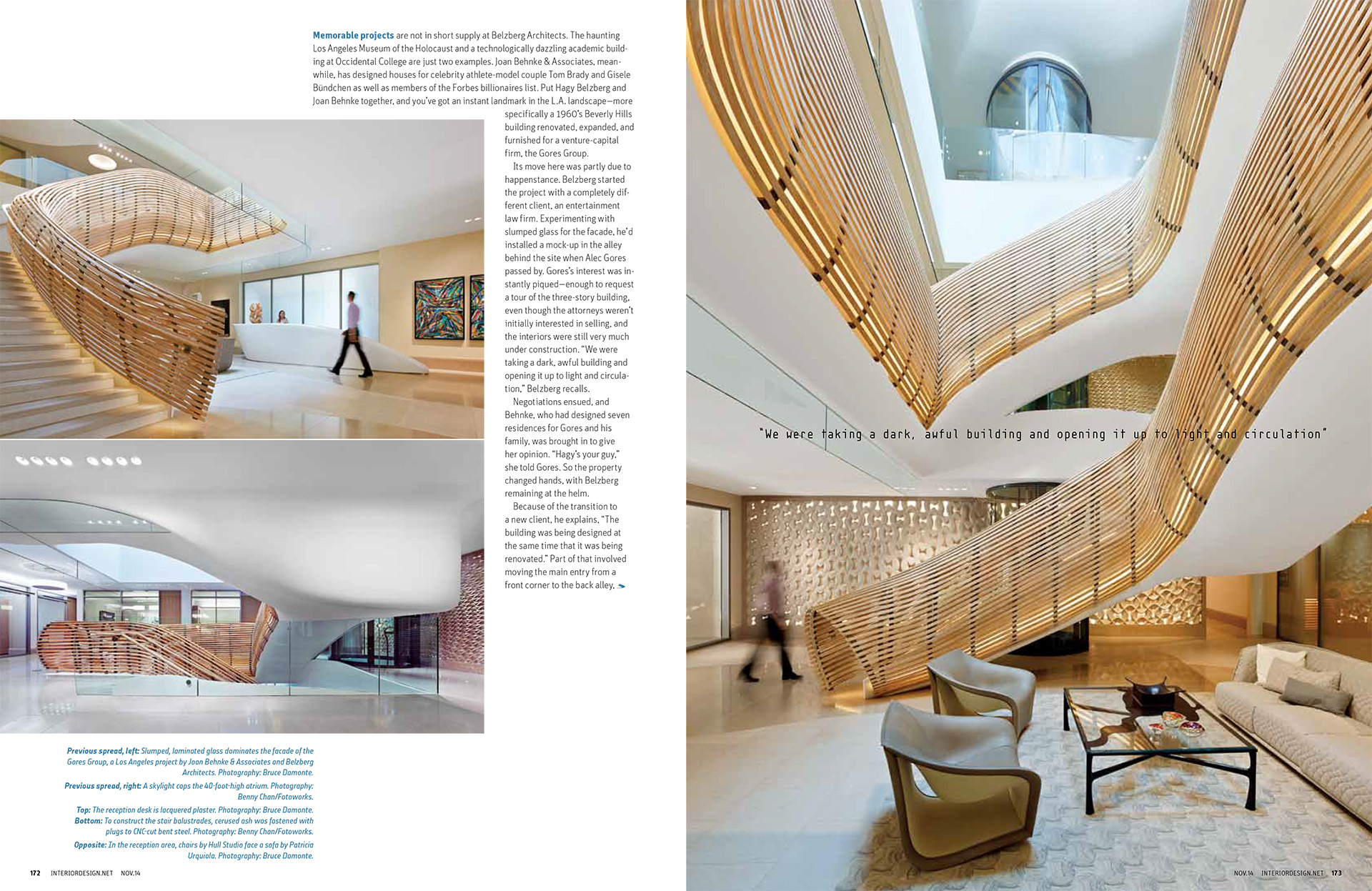 Interior Design Magazine, 11/2015 Commercial  idx141101-MAG_hb-2